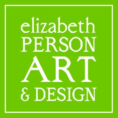 Elizabeth Person ART & DESIGN by elizabethperson on Etsy