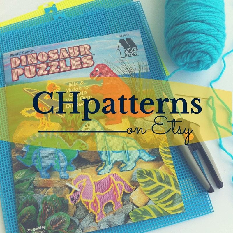 Cardinal House Patterns von CHpatterns auf Etsy