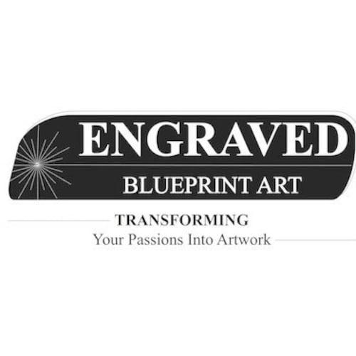 Engraved blueprint art on etsy engravedblueprintart visit their shop profile photo engraved blueprint art malvernweather Gallery