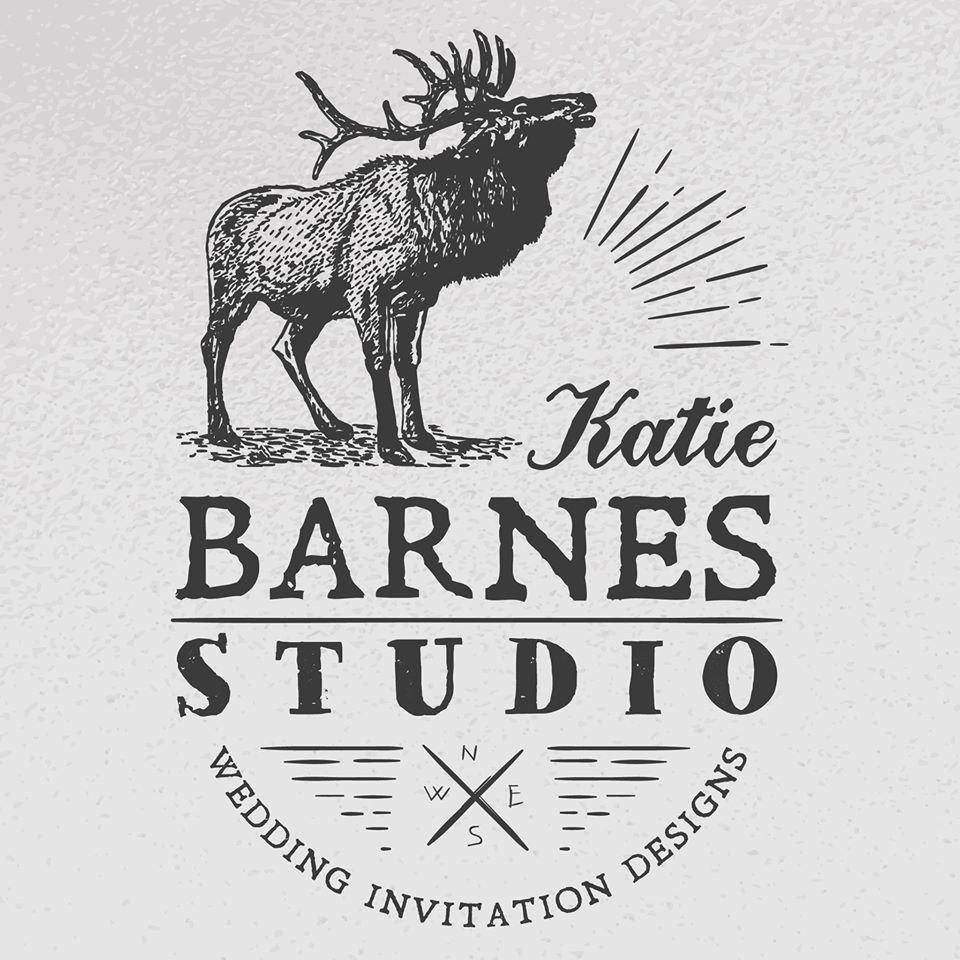 Wedding Invitations by KatieBarnesStudio on Etsy