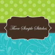ThreeSimpleStitches