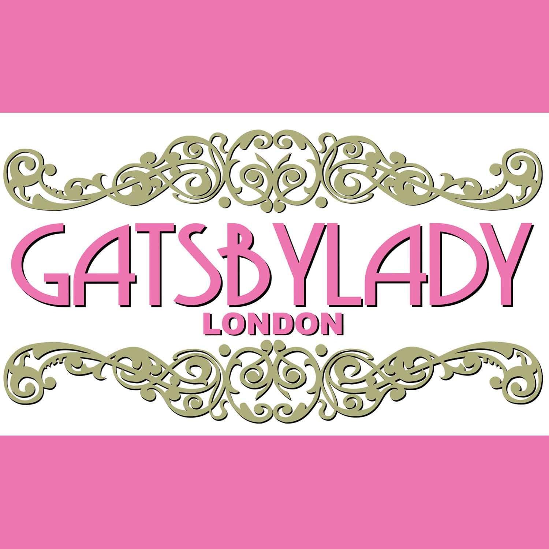 Vintage inspired Hand Embellished Flapper dresses by Gatsbylady