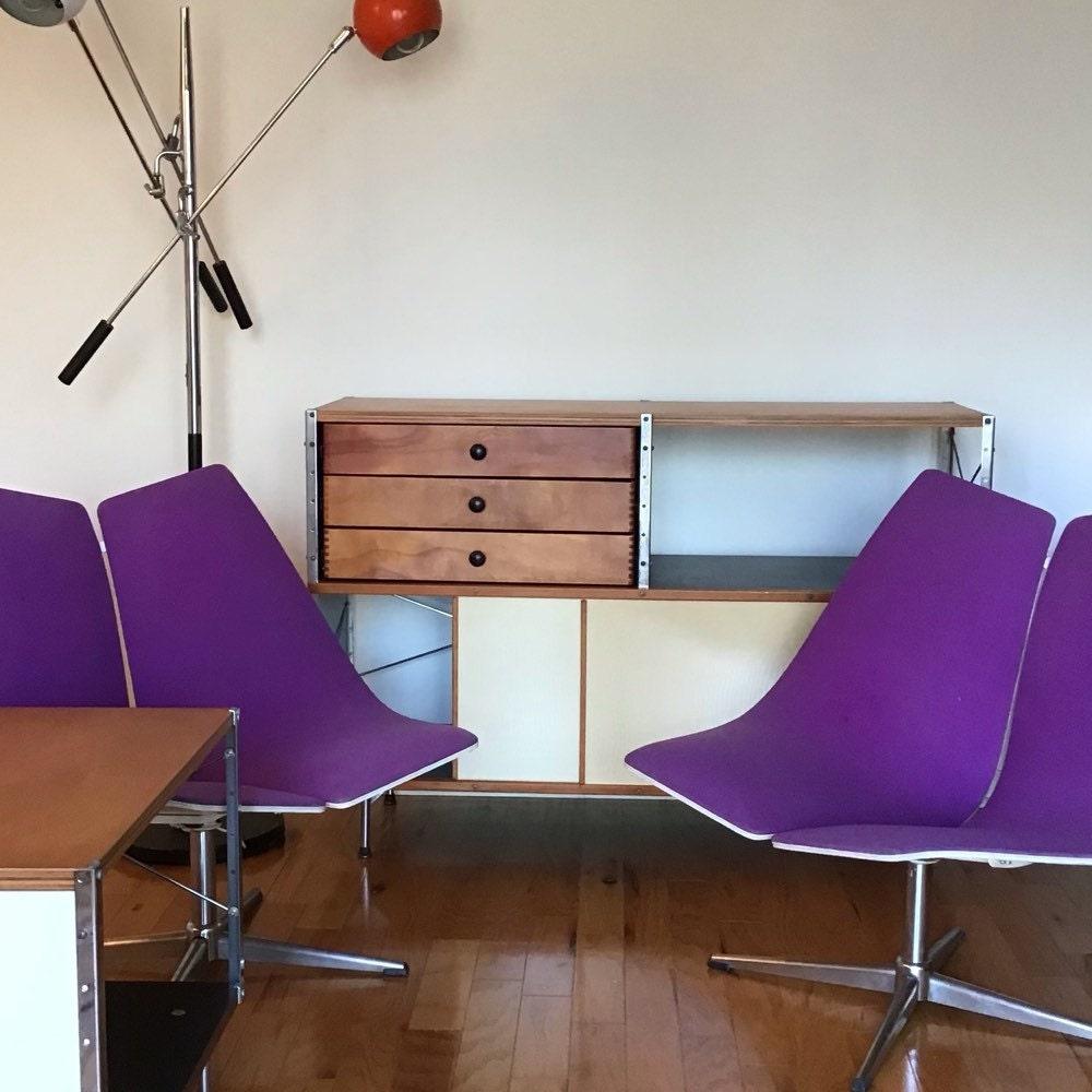 Vintage Mid Century Modern Karl Springer Style Chrome and   Etsy