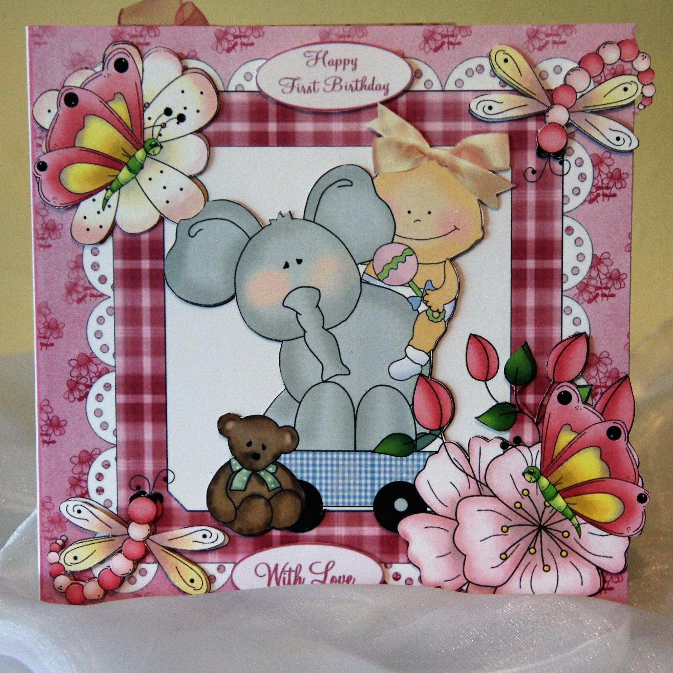 Beautiful Sweet 16 Birthday Card Etsy