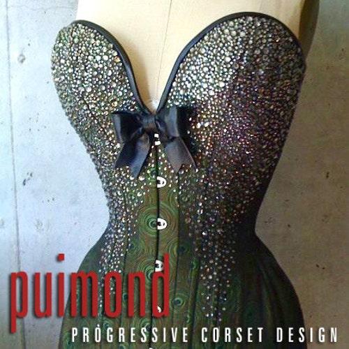 7e97fa7ed Ready to ship Puimond Corsets by Puimond on Etsy