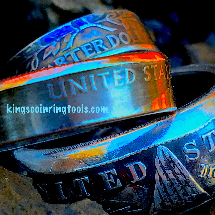 Affordable coin ring making tools von Kingscoinringtools auf Etsy