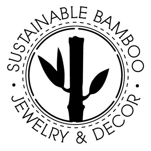 Contemporary Laser Cut Bamboo Jewelry Home By Luckytreestudio