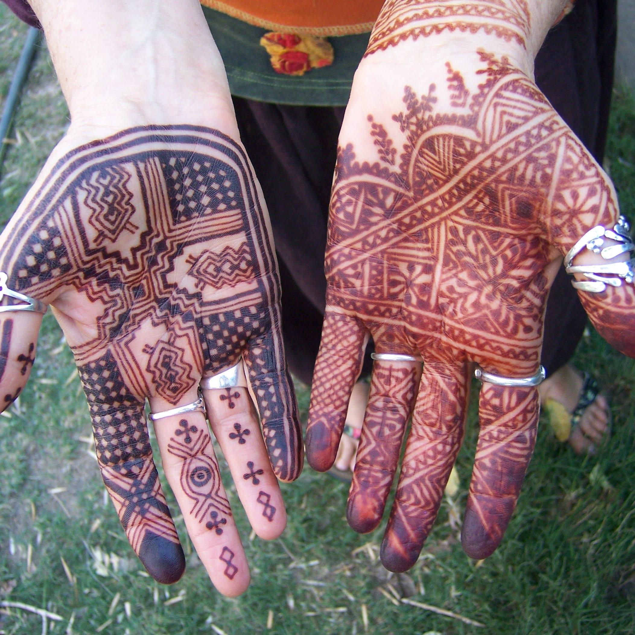 Henna design book: Hmong batik designs | Etsy