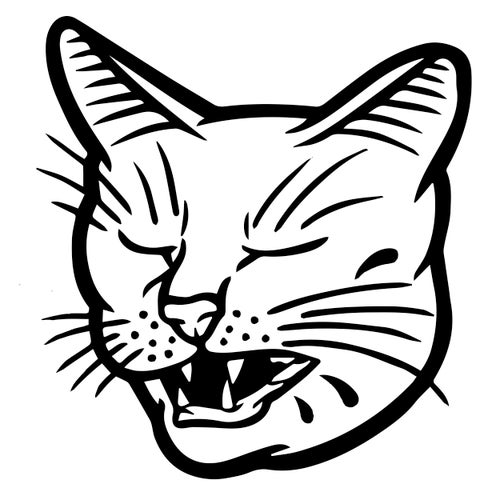 Cats Hard Enamel Pin Love Sculpture Robert Indiana Philadelphia