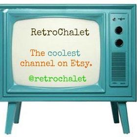 Retro Chalet Handmade, Vintage and Decor on Etsy