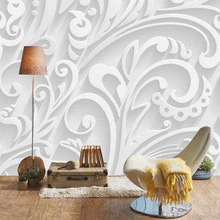 Lzhenjiang Pegatinas de pared Tela De Seda Wallpaper Wallpaper 3D T/únel Del Tiempo Los Grafitis Callejeros Bar Restaurante Ktv Postre Tienda Wall