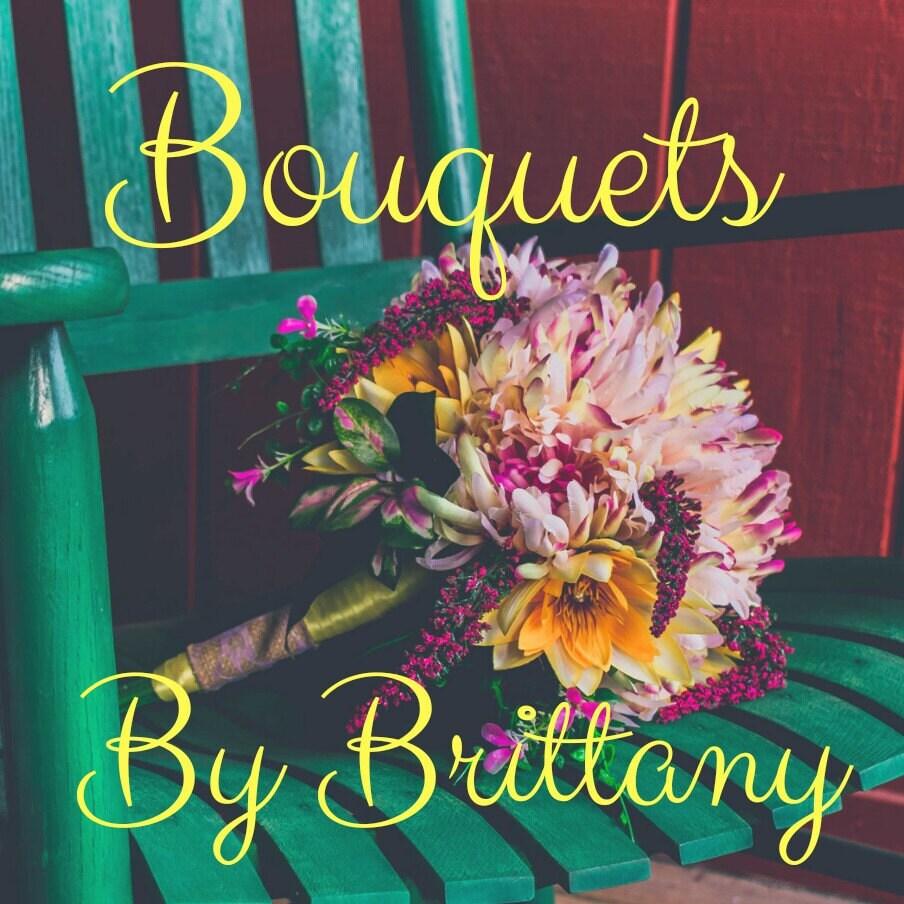 Hibiscus Wedding Bouquet Tropical Wedding Bouquet Cascading Etsy