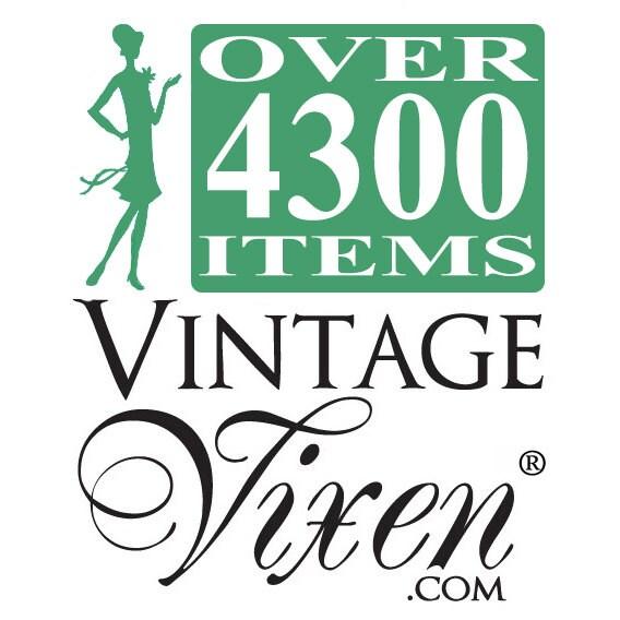 18ac69ecc80 VintageVixen.com by vintagevixen on Etsy