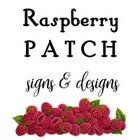 RaspberryPatchSigns