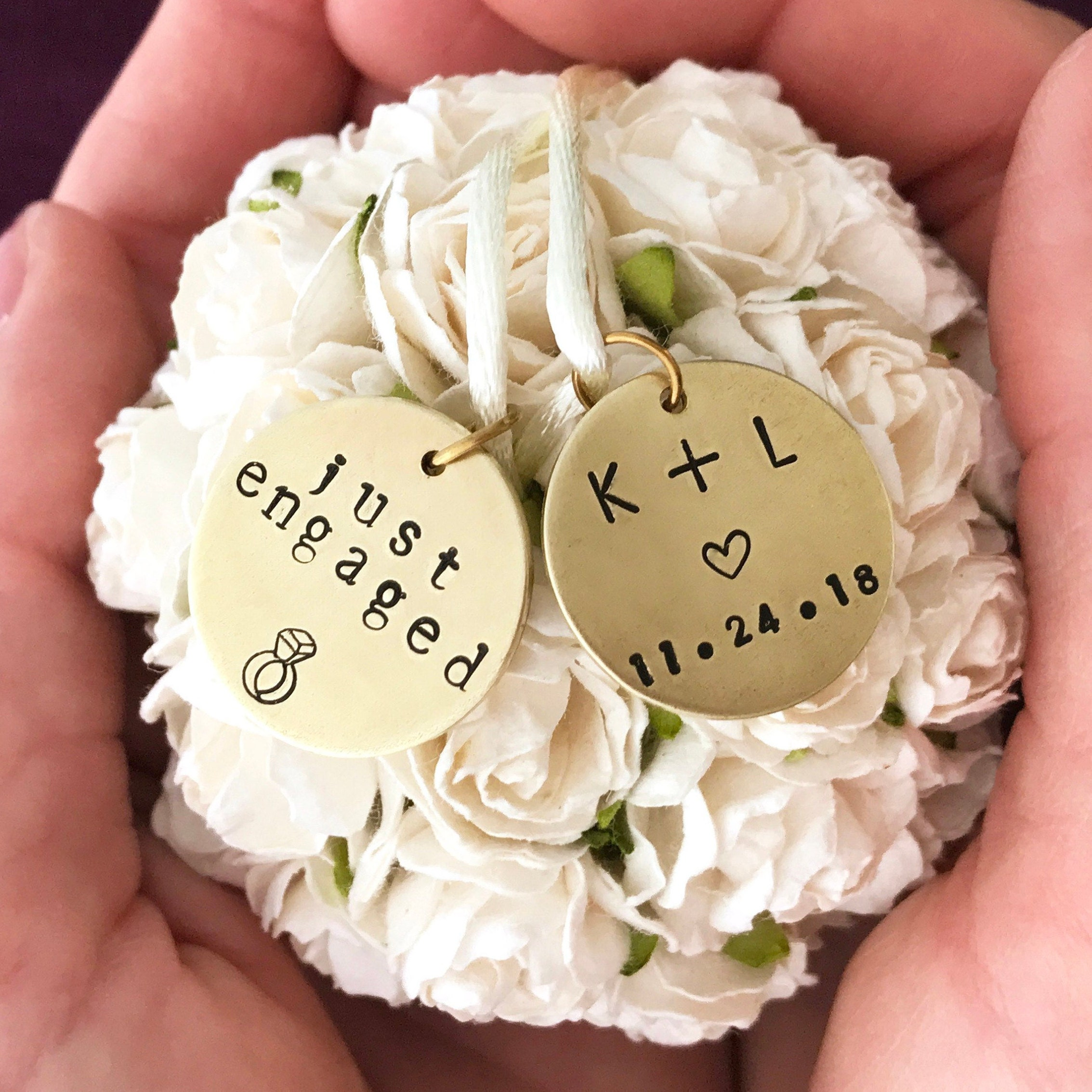 Peach Paper Flowers Diy Wedding Diy Wedding Favors Table Etsy