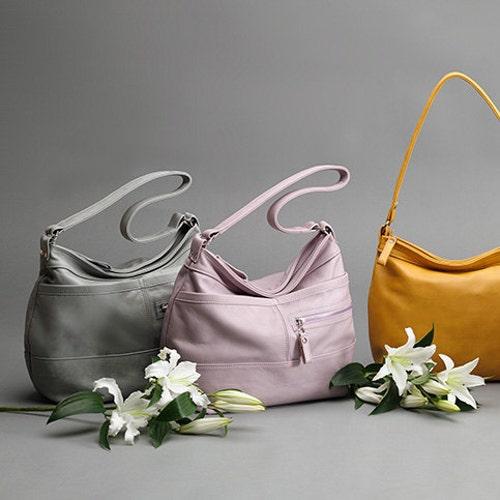 4b9b0e116a Laroll Leather Bags Leather Purses and Handbags di Laroll su Etsy