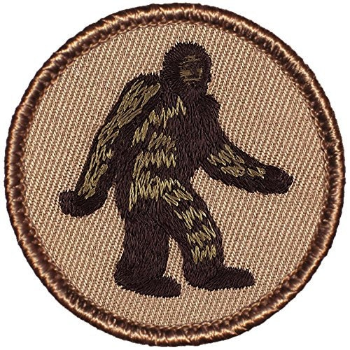 2 Inch Diameter Embroidered Patch Toy Soldier Patch 145