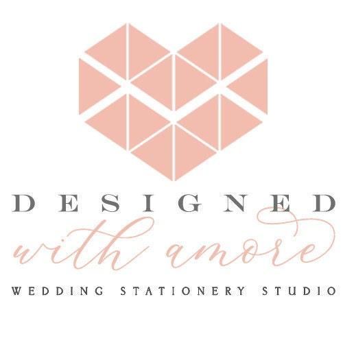 Wedding Invitations And Wedding Paper Goods Von DesignedWithAmore