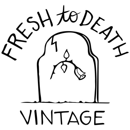 Fresh To Death Vintage By Freshtodeathvintage On Etsy