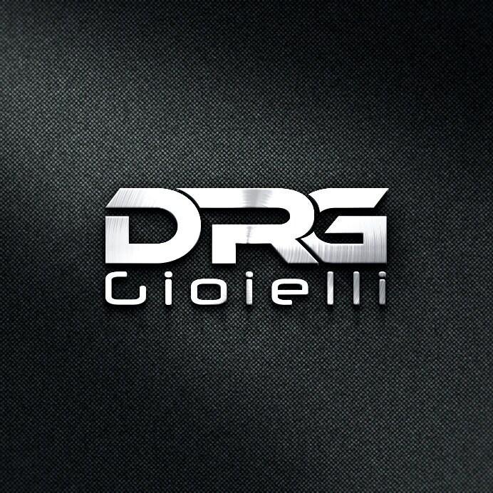 DRG Gioielli Anello Acciaio Fascia 4mm Argento Nero Oro Rosa Semplice con Incisione Personalizzata Lui e Lei Fedina Fede Lucido Idea Regalo Dedica Frase Nome Data