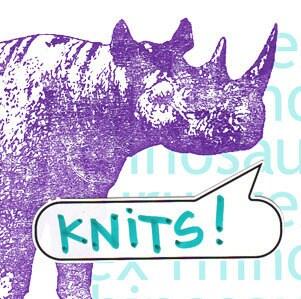 RhinoSaurusRexKnits