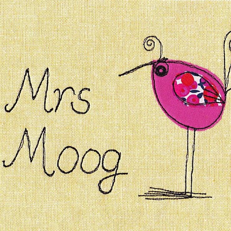 Mrs Moog von Moogsmum auf Etsy