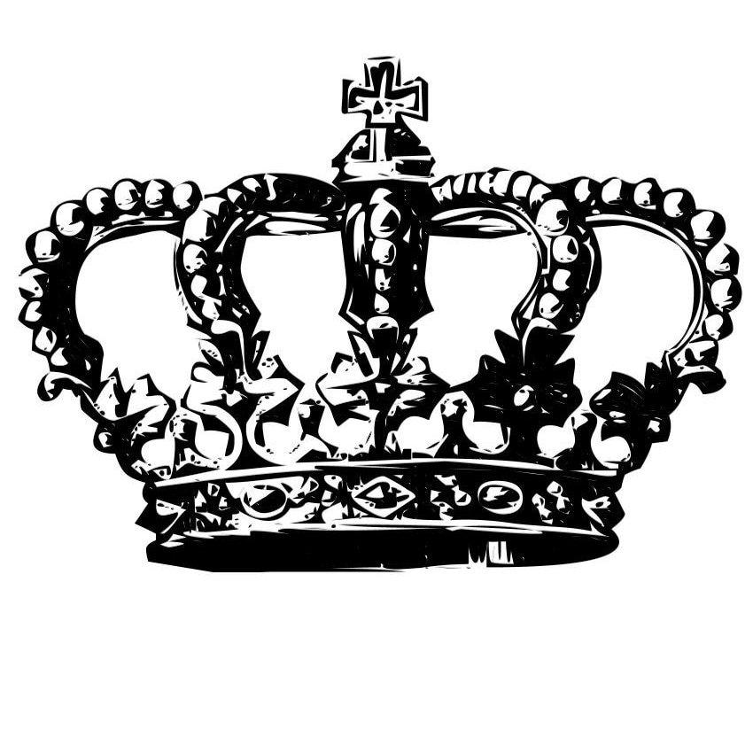 Картинки корона с надписями