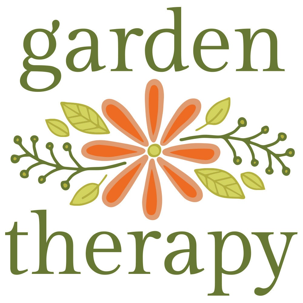 better living through plants by gardentherapy on etsy - Garden Therapy