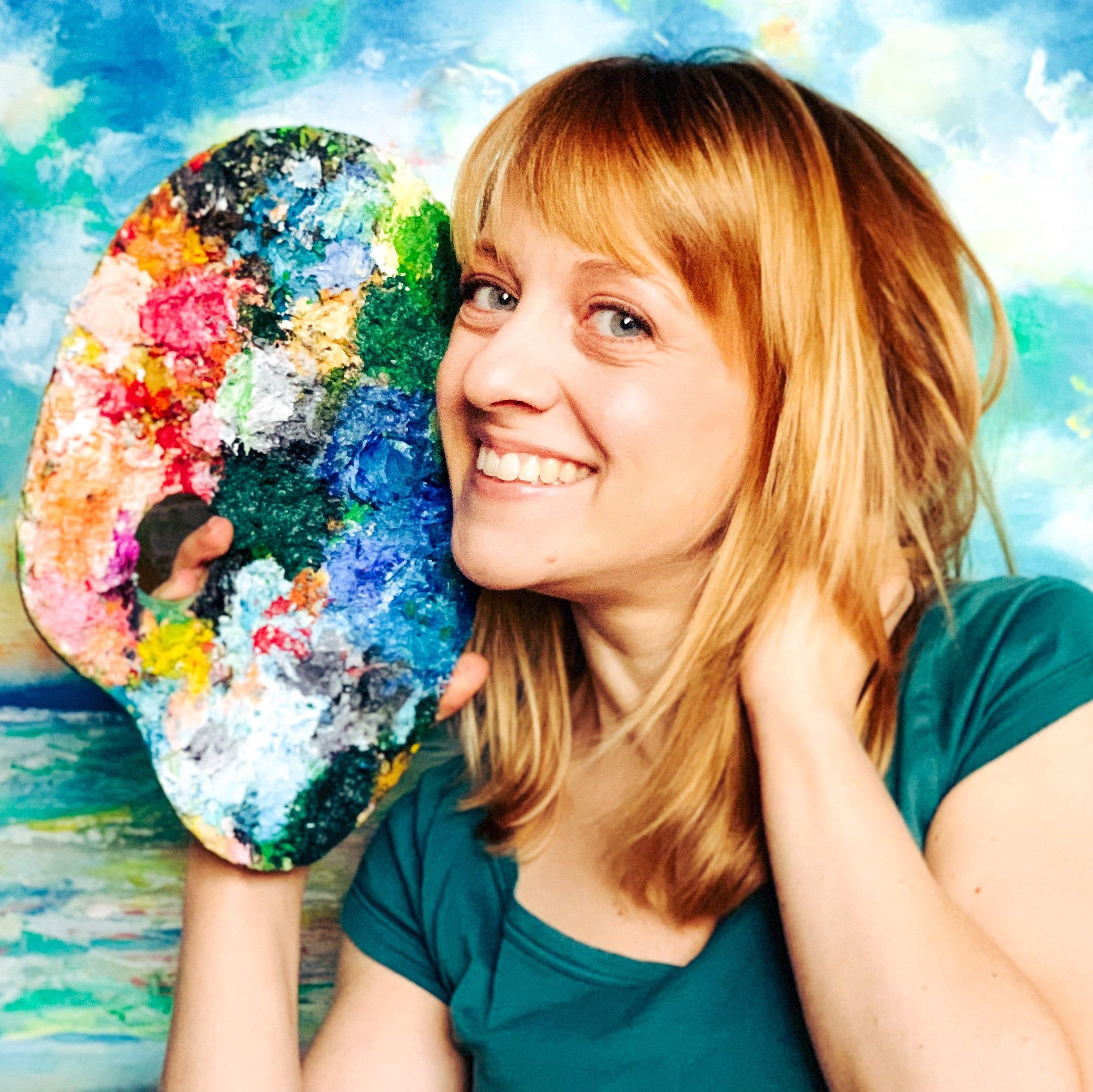 Paintings By Silvia Pisano Art By Silviapisanoart On Etsy
