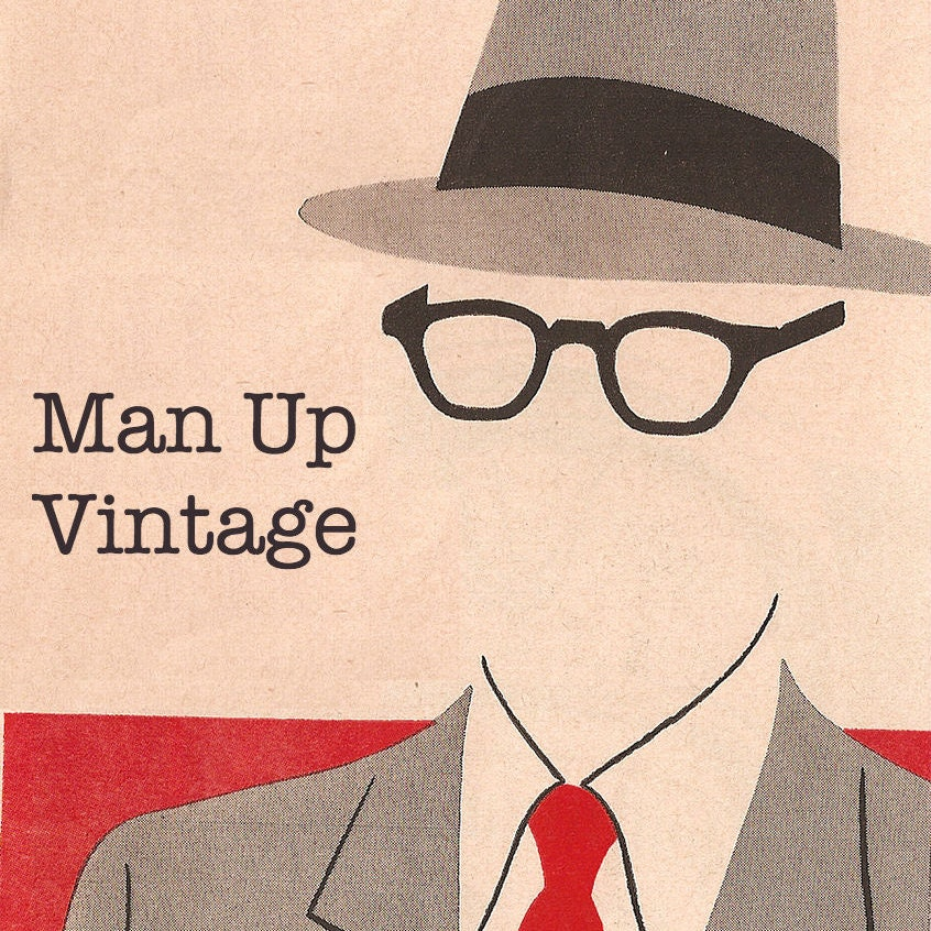 info for 4a859 7068d 20th Century Mens Apparel by ManUpVintage on Etsy
