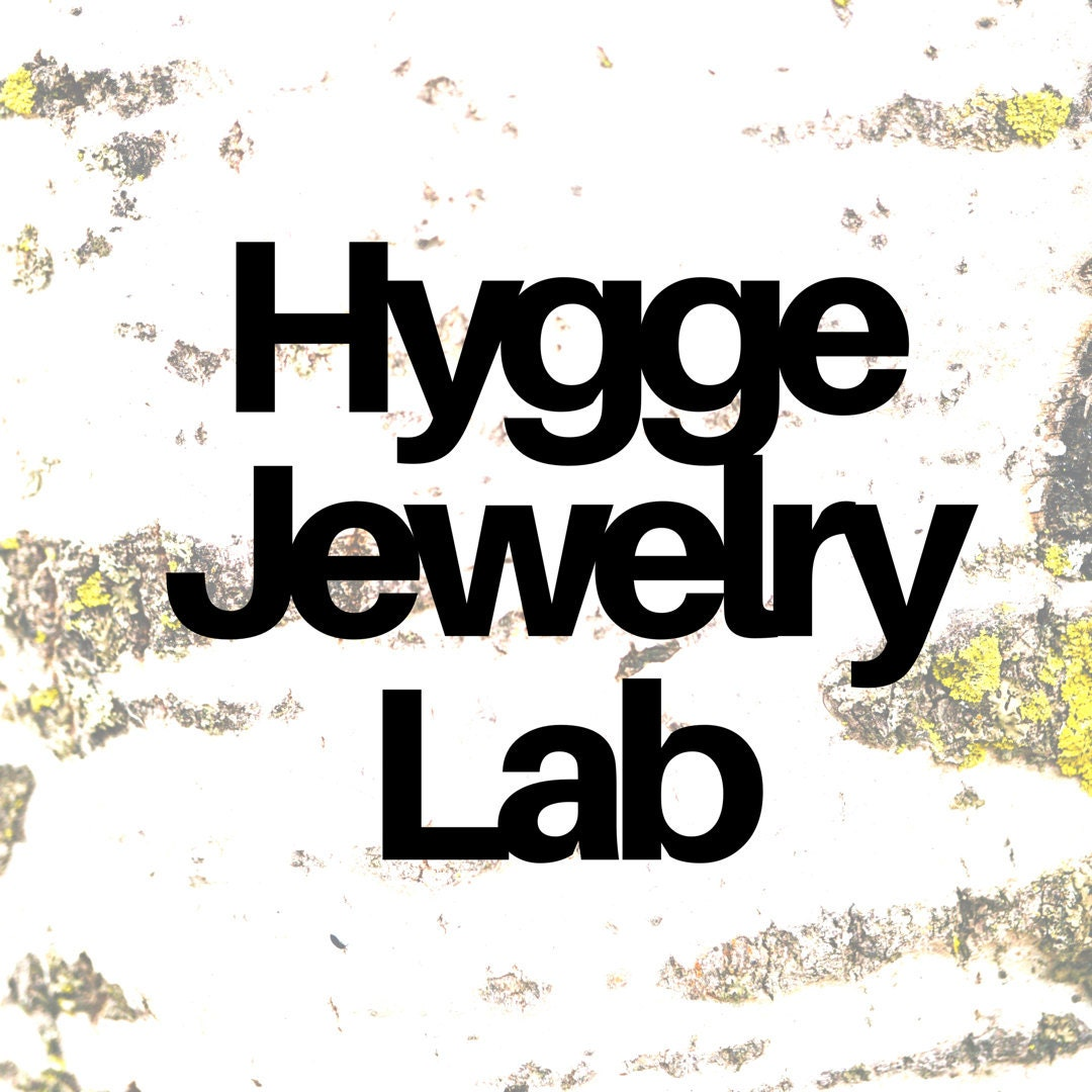 9d0cc56a5c3c3 Minimalist Jewelry Handmade in Waunakee by HyggeJewelryLab on Etsy
