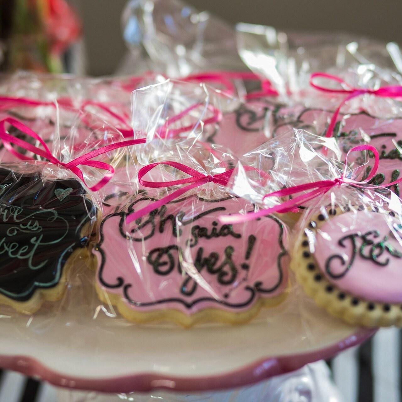 Vannaboo cookie shop by Vannaboocookieshop on Etsy
