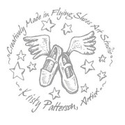 Flying Shoes Art Studio by flyingshoes on Etsy