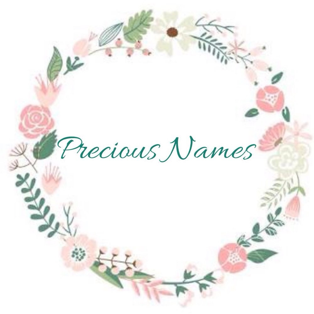 8cm Sweet Petite Paper Flowers To Make Any Name Whites Pink Etsy