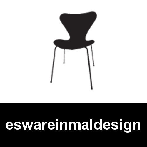 Individual furniture and lamps of the von eswareinmaldesign