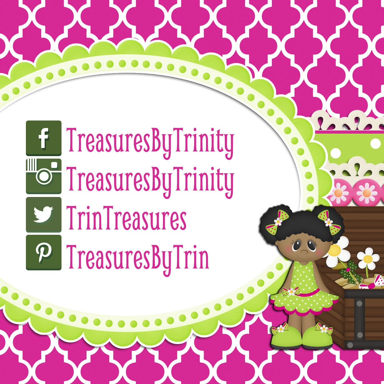 52ee2d6630 Trinity s Treasures LLC by TreasuresByTrin on Etsy