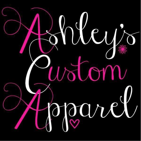 Ashley Mahy Custom Listing
