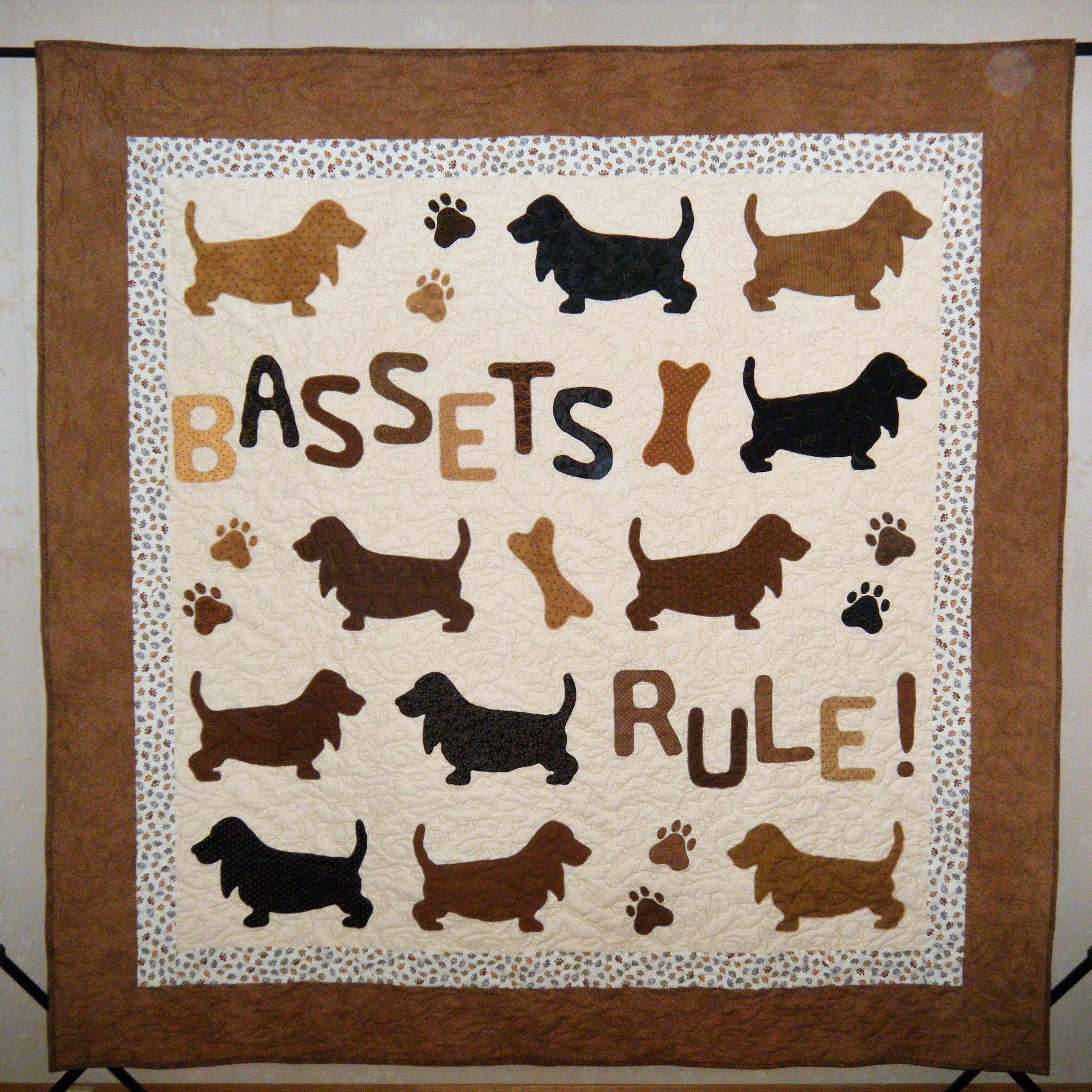 Dog Themed Quilts Pillows Accessories 4 Pet By Doodlebugquilts