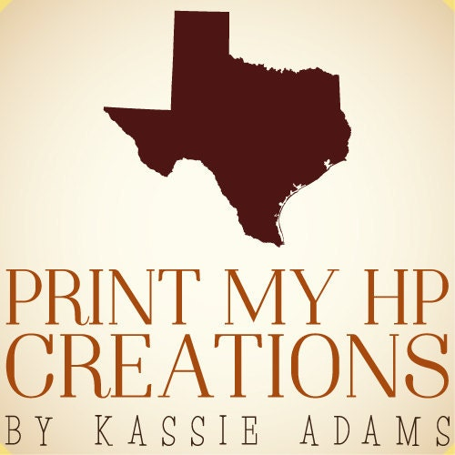 Print My HP Creations by PrintMyHPCreations on Etsy