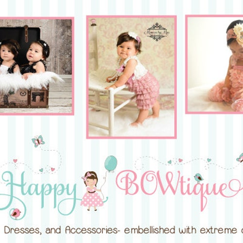 bb9bf8207819 10% Off on Your Order Like Us on Facebook by HappyBOWtique