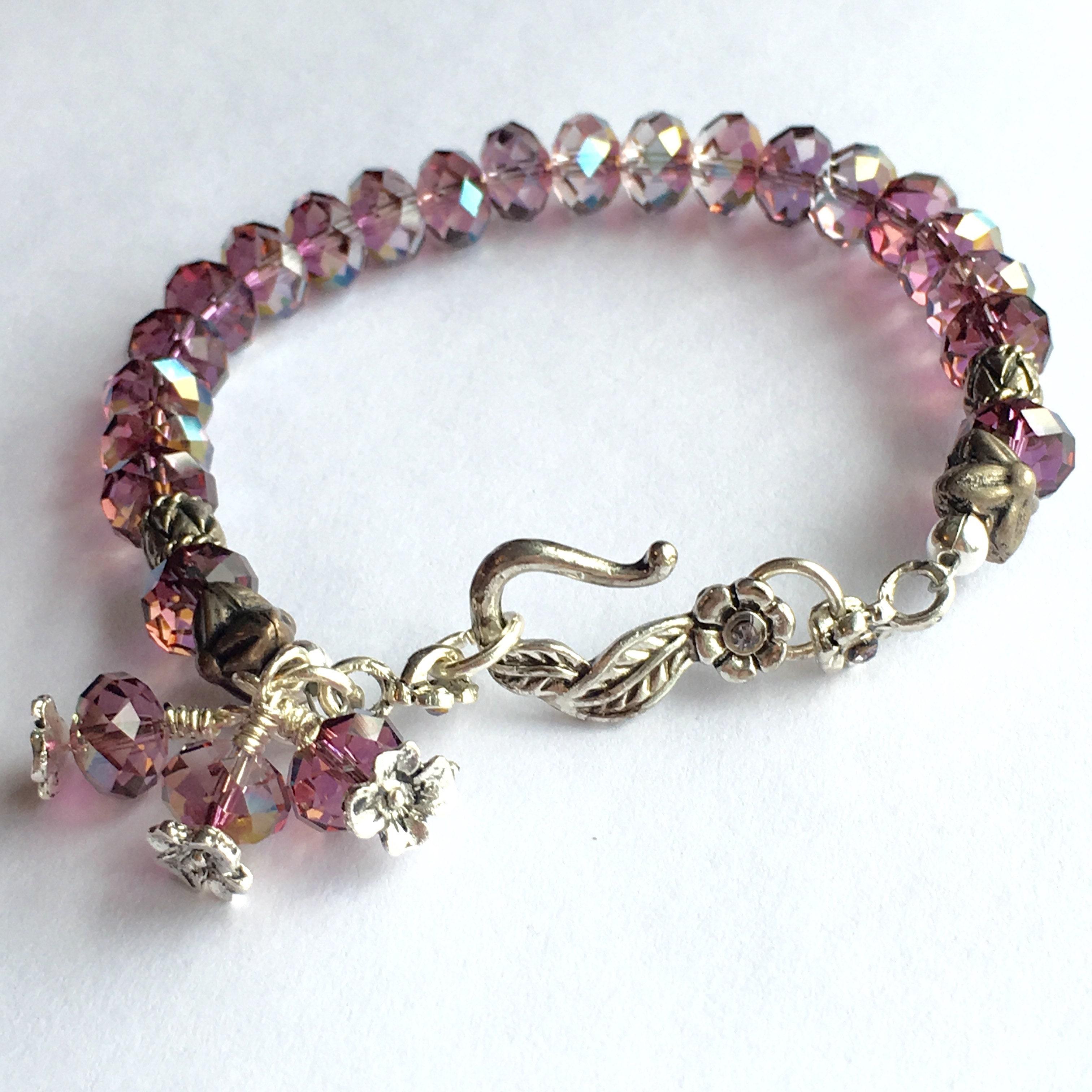 Wavia Jewels Copper Rose Ring