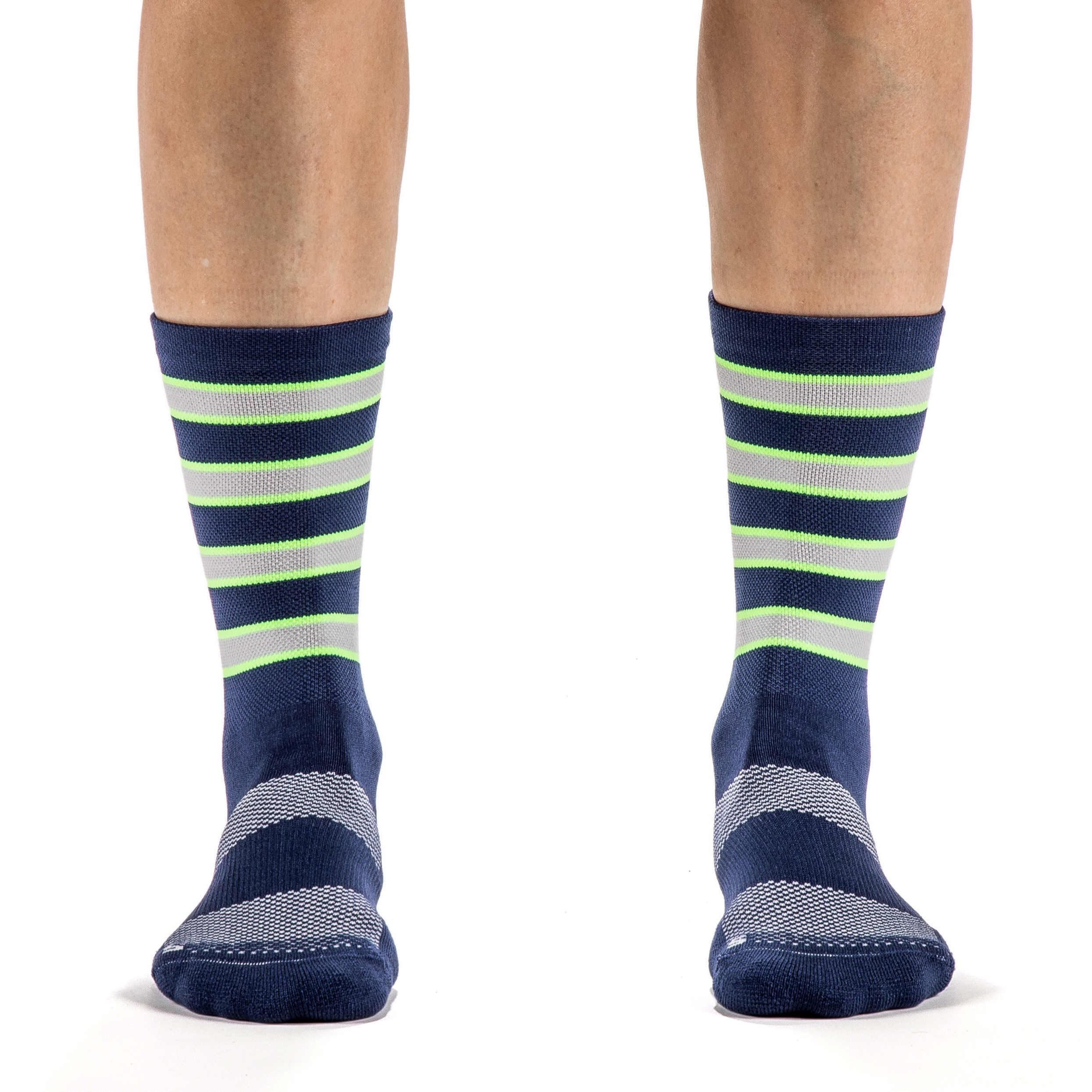 Small batch socks for endurance athletes by stokesignalstudio