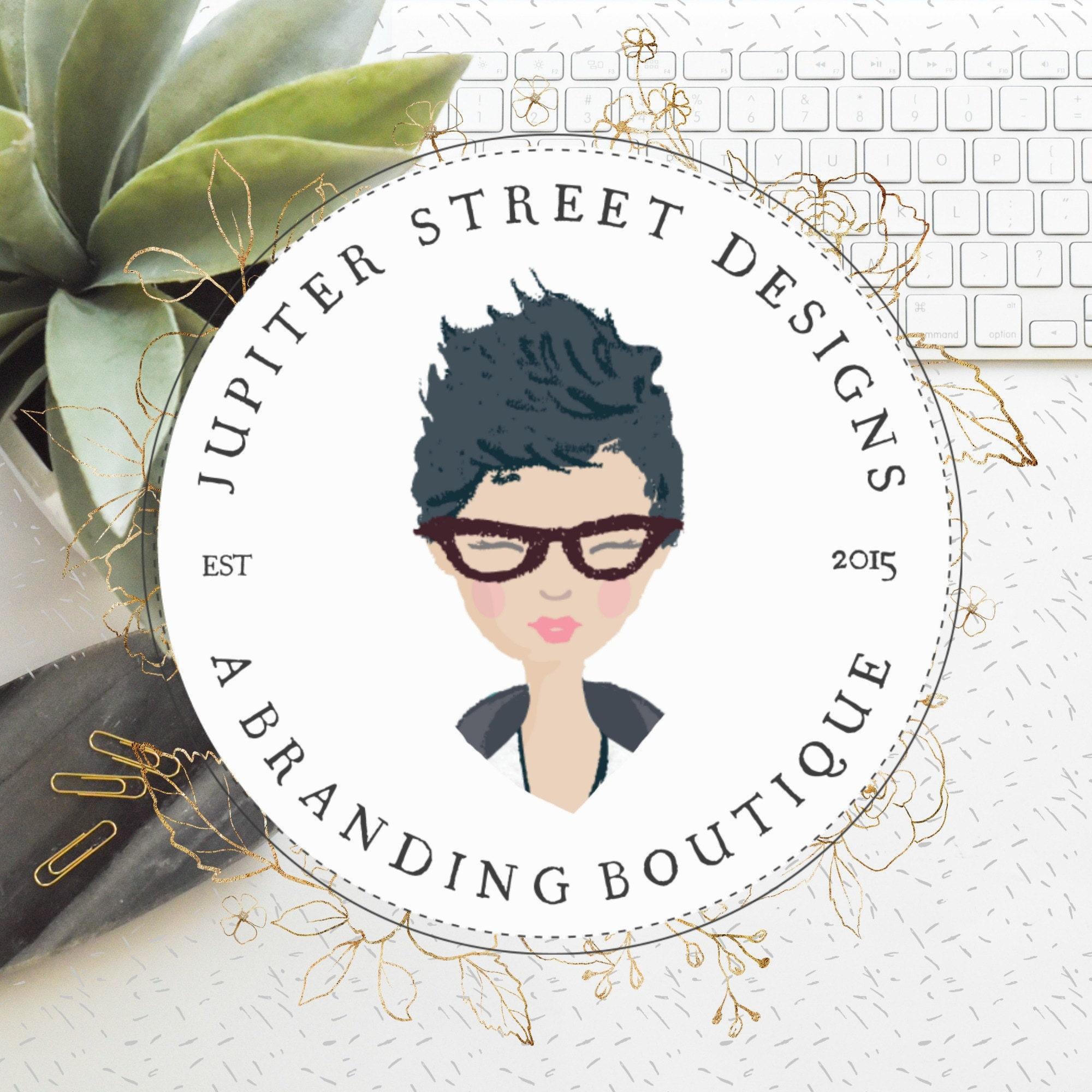 Professional Branding made with care por JupiterStreetDesigns