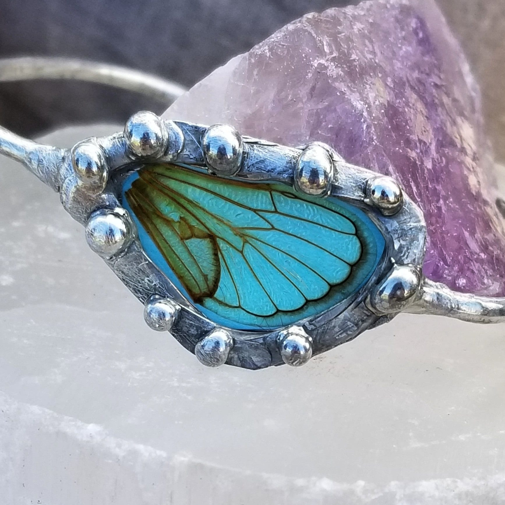 Art & Jewelry Handcrafted & Inspired by Nature by MyriadMirage