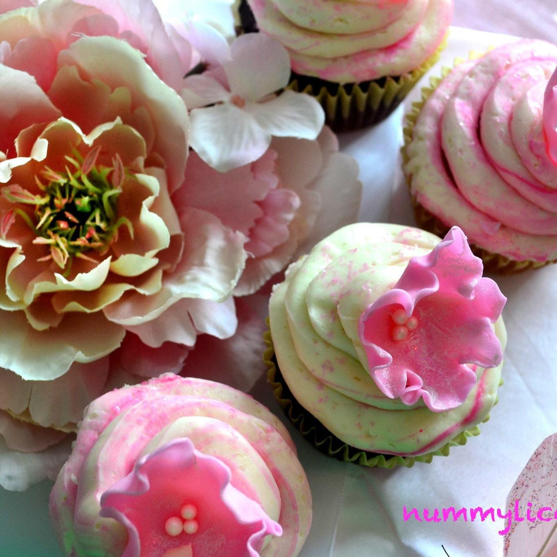 Fantasy sugar flower wedding birthday cake decorating edible etsy divinaconfections izmirmasajfo