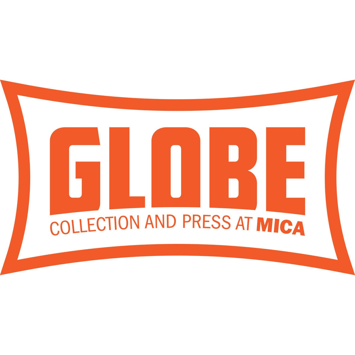 Globe at MICA by GlobePoster on Etsy