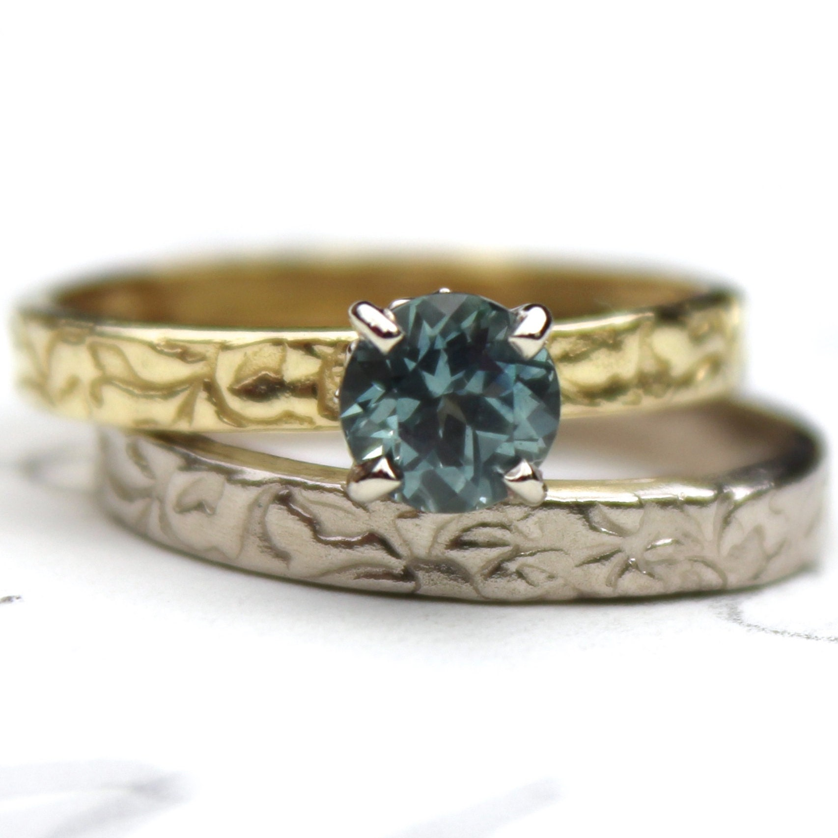 Alternative Engagement Rings . Wedding Bands & By
