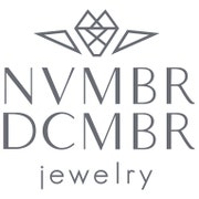 Gold and silver jewelry handmade in Austin TX by NvmbrDcmbr