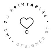 The Home of Creative Printable Planners by IndigoPrintables
