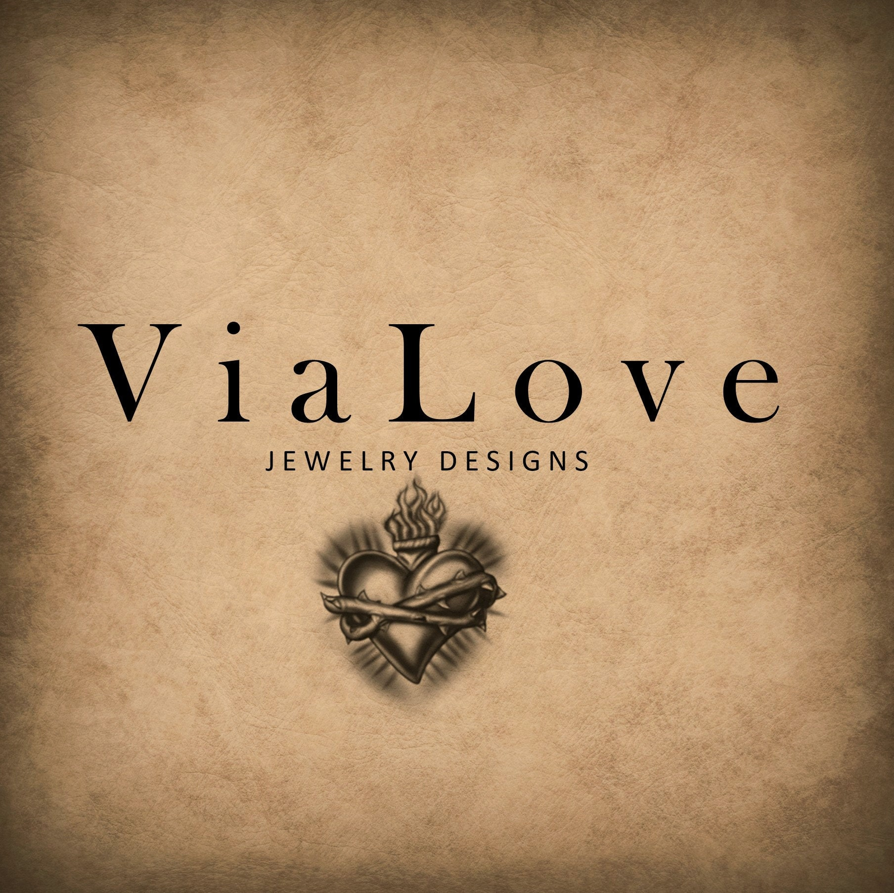Classic Jewelry with an Edge by ViaLove on Etsy